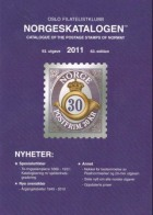 Norgeskatalogen 2011 = Specialised catalogue of the postage stamps of Norway 2011