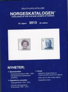 Norgeskatalogen 2013 = Specialised catalogue of the postage stamps of Norway 2013