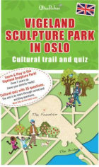 Vigeland sculpture park in Oslo. Cultural trail and quiz