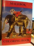 Malebok. Coloring book