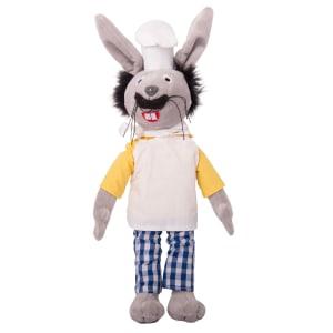 Bakermester Harepus-dukke