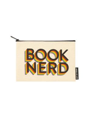 Book Nerd Pride pouch