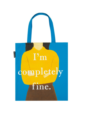 Eleanor Oliphant tote bag