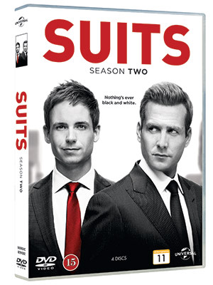 Suits - Sesong 2