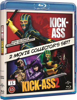 Kick Ass 1+2 Box