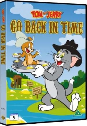 Tom & Jerry går tilbake i tid