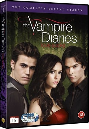 The Vampire Diaries - Sesong 2