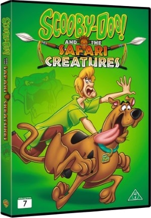 Scooby-Doo og Safarimonstrene
