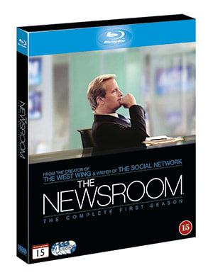 The Newsroom: Sesong 1