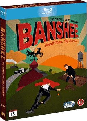 Banshee - Sesong 1