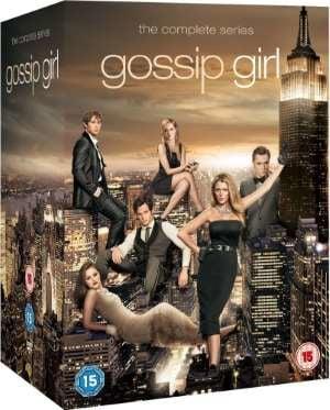 Gossip Girl - Den Komplette Serien