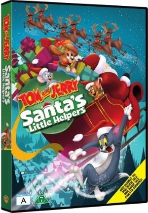 Tom & Jerry Nissens små hjelpere