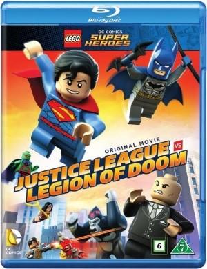 LEGO: Justice League vs Attack of the Legion Doom