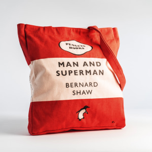 Man and Superman (red)