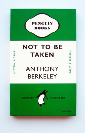 Not to Be Taken - Penguin journal
