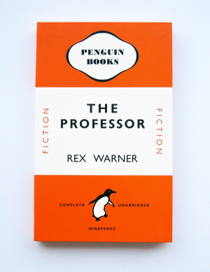The Professor - Rex Warner: Penguin notebook