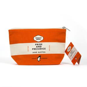 Penguin pencil case: Pride and Prejudice (oransje)