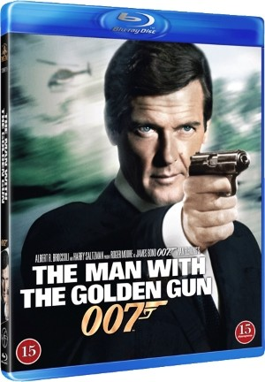 James Bond: The man with the golden gun