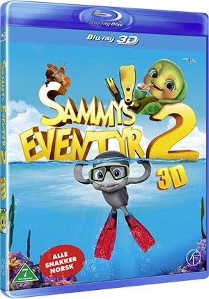 Sammy 2 -På nye eventyr (3D)