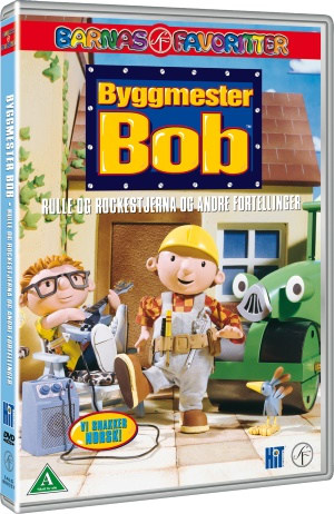Byggmester Bob - Rulle og rockestjerna