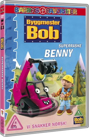 Byggmester Bob - Superraske Benny