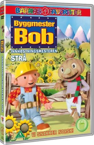 Byggmester Bob - Innhøstingsmester Strå