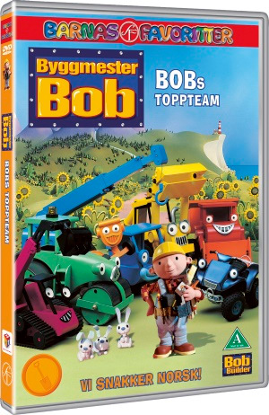 Byggmester Bob - Bobs toppteam