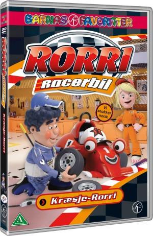 Rorri Racerbil - Kræsje Rorri