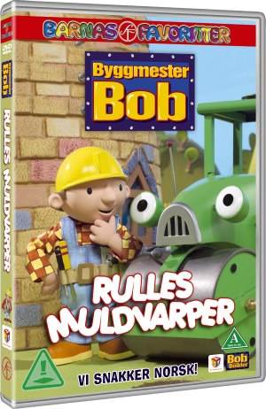 Byggmester Bob - Rulles muldvarper