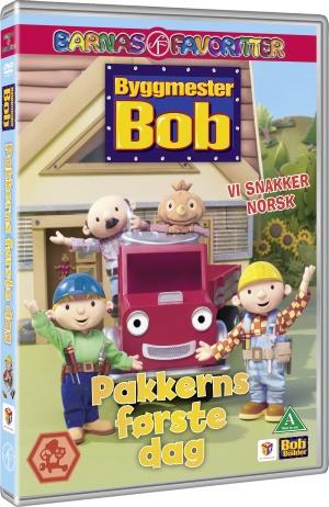 Byggmester Bob - Pakkerns første dag