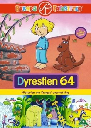Dyrestien 64 -Historien om Kengus overnatting