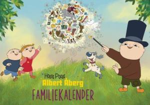 Albert Åberg. Familiekalender