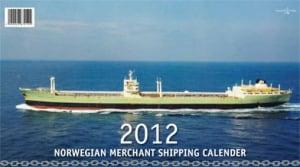 Norwegian merchant shipping calender 2012