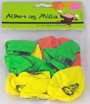 Albert ballonger