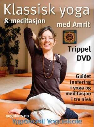 Klassisk yoga & meditasjon med Amrit