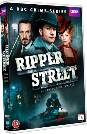 Ripper Street - Sesong 1