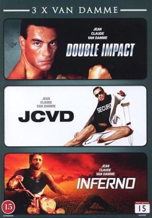3 x Van Damme