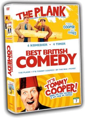 Best British Comedy