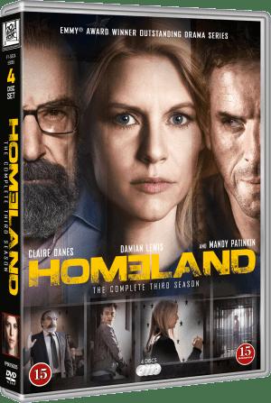 Homeland - Sesong 3