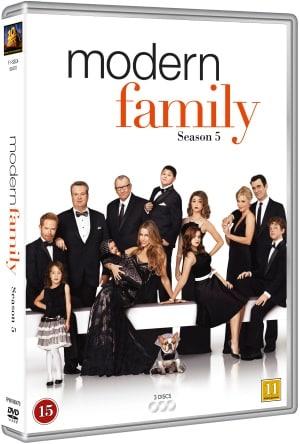 Modern Family - Sesong 5