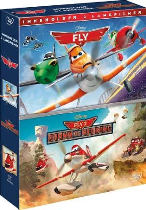 Fly 1 og 2 - Samleboks