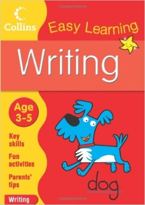 Writing Age 3-5: Book 1