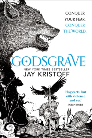 Godsgrave. The Nevernight Chronicles Book 2