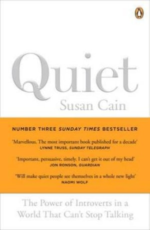 Quiet. Power of Introverts in a World That Can't S