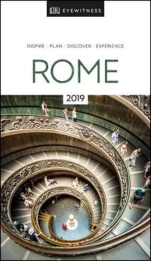 Rome 2019, DK Eyewitness Travel Guide