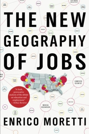 The new geography of jobs