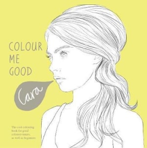 Colour me good: Cara Delevingne