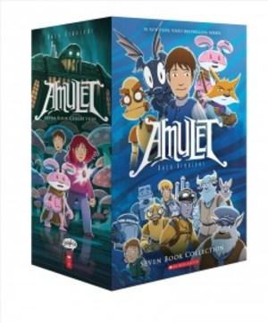 Amulet 1-7