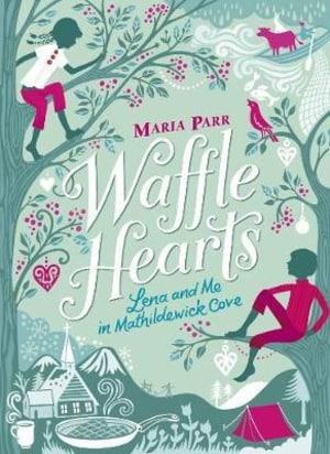Waffle hearts