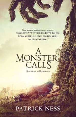 A monster calls : film tie-in edition